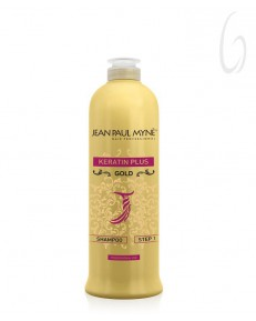 Jean Paul Minè Keratin Plus Gold Shampoo 1000ml