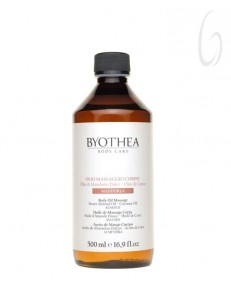 Byothea Body Massage Oil Sweet Almond