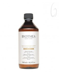 Byothea Body Massage Oil Argan 500ml