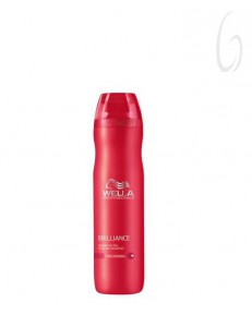 Wella Professionals Care Brilliance Shampoo Capelli Normali Fini 250ml x 6 pezzi