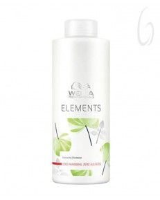 Wella Elements Shampoo Rigenerante 1000 ml x 3 pezzi