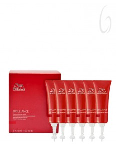 Wella Professionals Care Brilliance Serum senza risciacquo 6x10ml