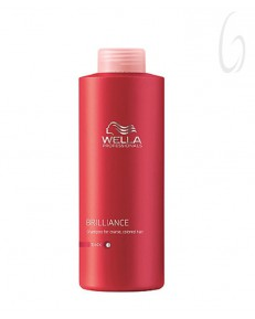 Wella Professionals Care Brilliance Shampoo Capelli Grossi 500ml