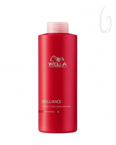 Wella Professionals Care Brilliance Shampoo Capelli Normali Fini 500ml x 3 pezzi
