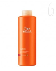 Wella Professionals Care Enrich Shampoo Capelli Normali Fini 500ml
