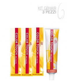 Wella Color Touch Relights 60ml x3
