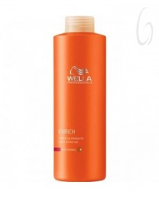 Wella Professionals Care Enrich Shampoo Capelli Normali Fini 1000ml