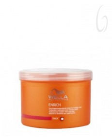 Wella Professionals Care Enrich Maschera Capelli Grossi 500ml