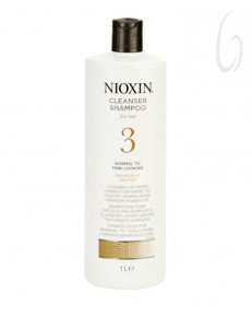 Nioxin Sistema 3 Cleanser 1000ml