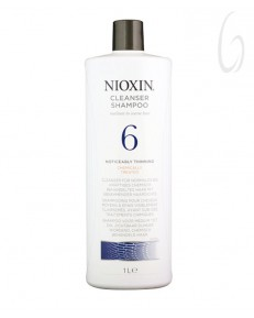 Nioxin Sistema 6 Cleanser 1000ml