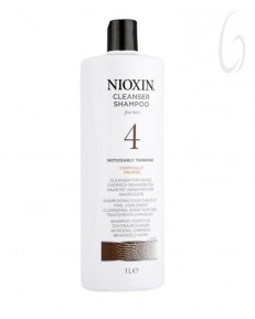 Nioxin Sistema 4 Cleanser 1000ml