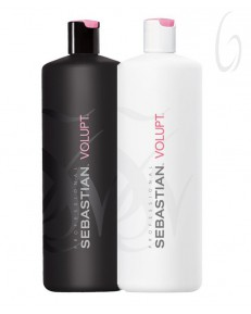 Kit Sebastian Volupt Shampoo 1l + Conditioner 1l