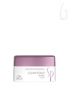 System Professional Clear Scalp Mask 200ml x 6 pz