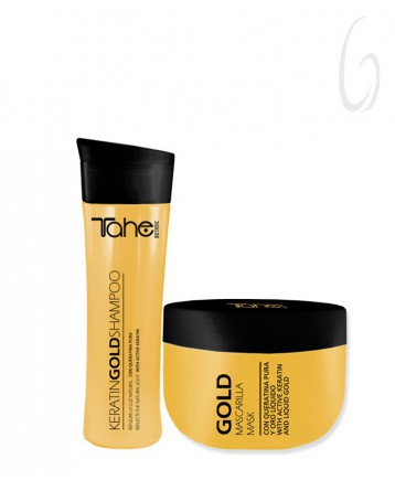 Tahe Botanic Keratin Gold Kit 300ml