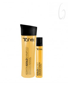 Tahe Botanic Keratin Gold Secret Kit