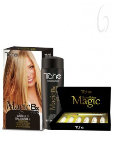 Kit Tahe Magic Bx Plus + Magic Efecto Bx 6x10 ml + Magic Bx Plus Potenciador
