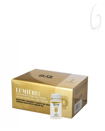Tahe Lumiere Color Protecting Cure 5x10ml