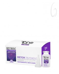 Tahe Botanic Tricology Detox Anti-Forfora Vials 5x10ml