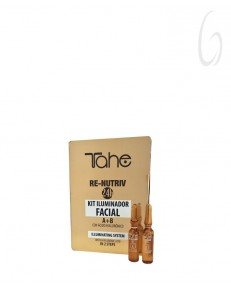 Tahe Re-Nutritiv KIT Illuminante Viso 2 x 2ml