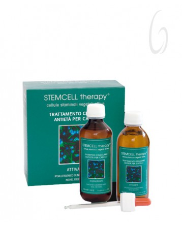 Vivipharma Stemcell Therapy Treatment Cellular Anti-ageing (shampoo 200ml + lotion 150ml)